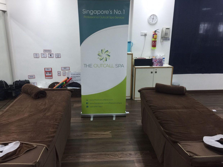 Professional Massage Event Singapore