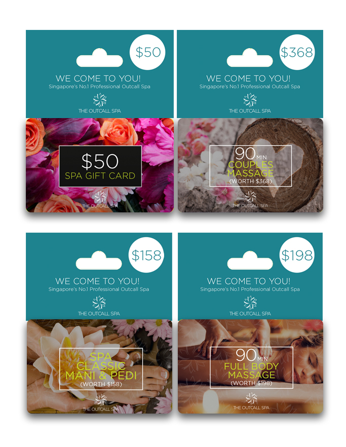 TOS Gift Card Series