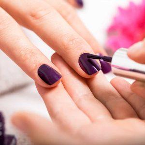 Spa Gelish Manicure and Pedicure