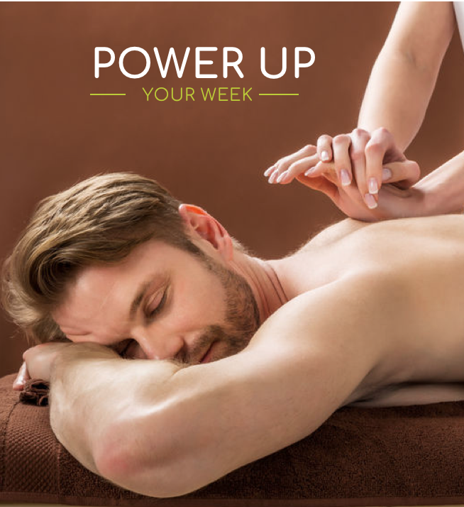 Power Up Your Week
