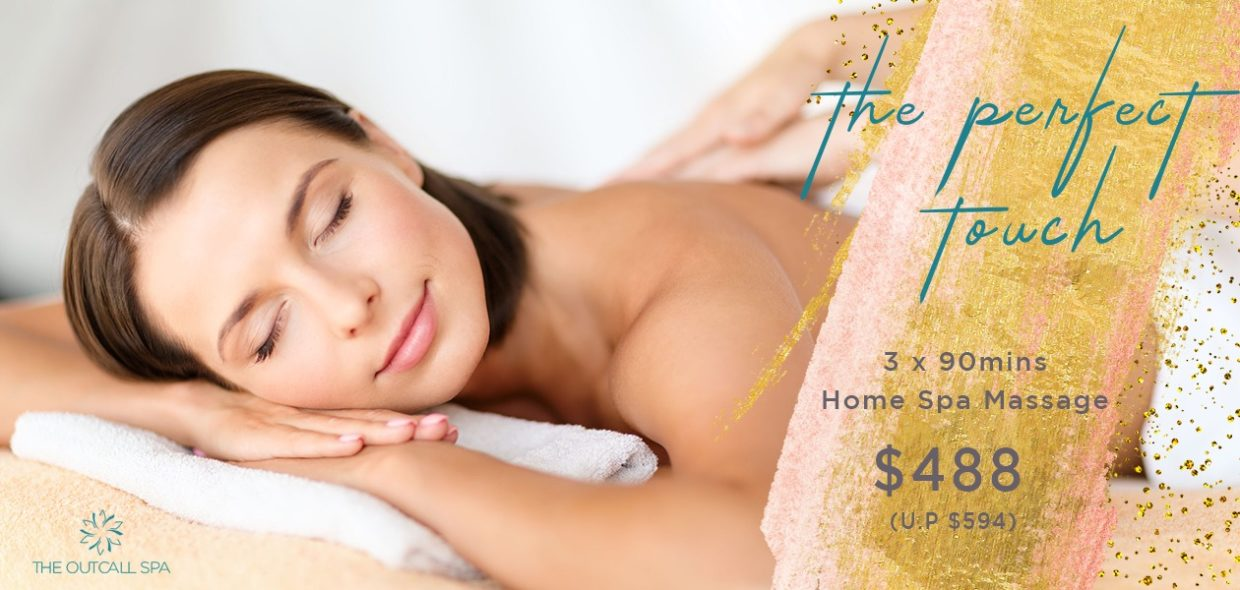 Home Spa Massage Singapore
