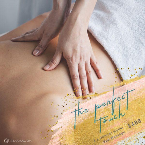 Home Massage Promotion