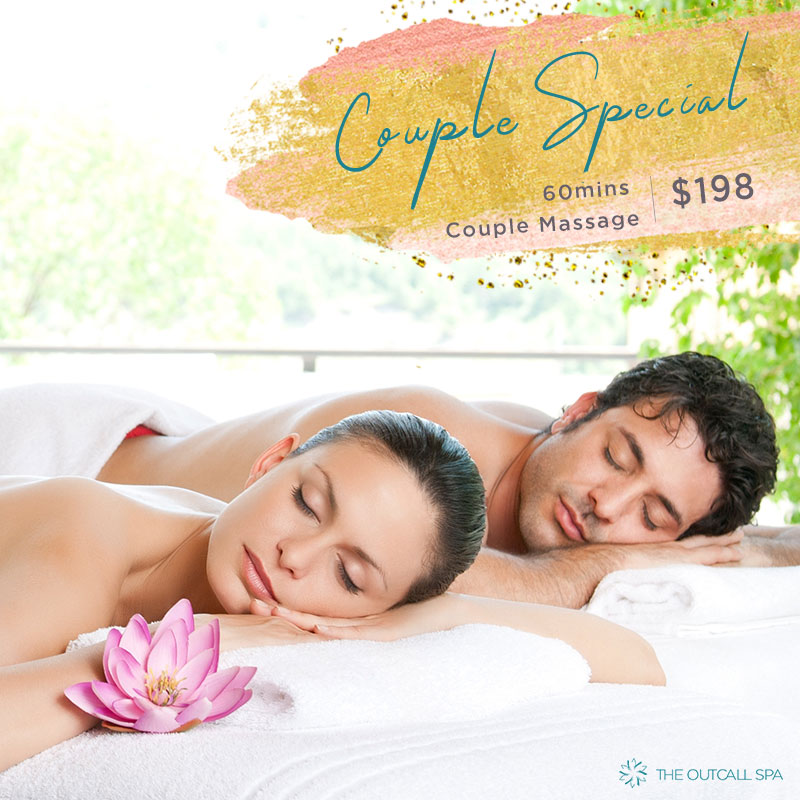 Couple Massage Offer Singapore